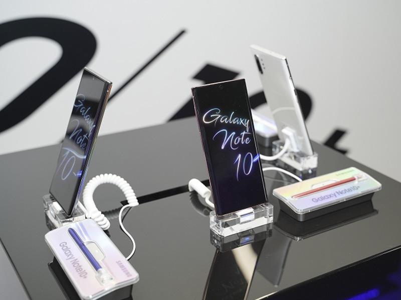 Galaxy Note 10 chính thức ra mắt tại Việt Nam, giá thấp hơn dự kiến