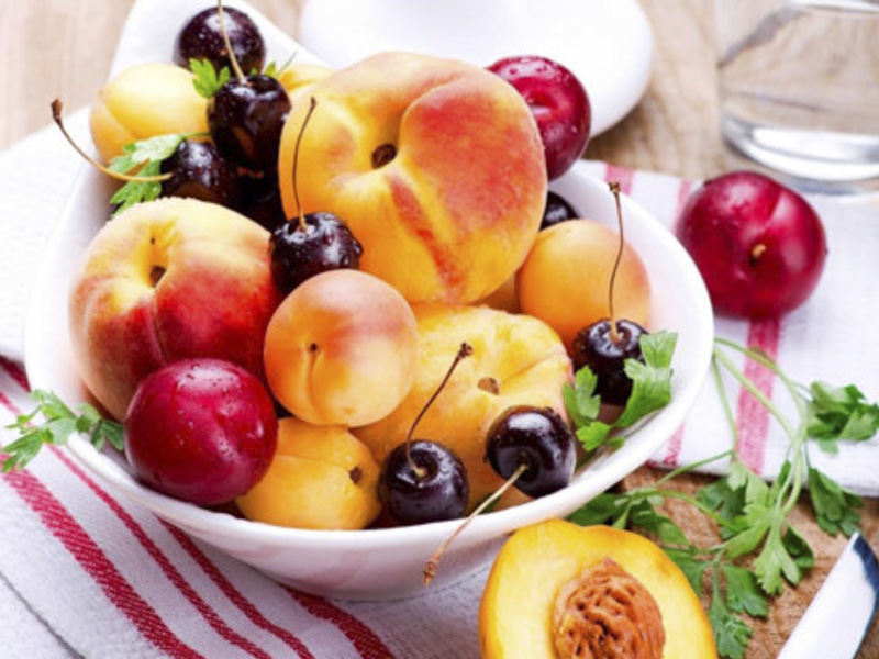 Chỉ cần ăn trái cây như thế này sẽ giúp đẩy lùi cùng lúc bệnh tim mạch và ung thư
