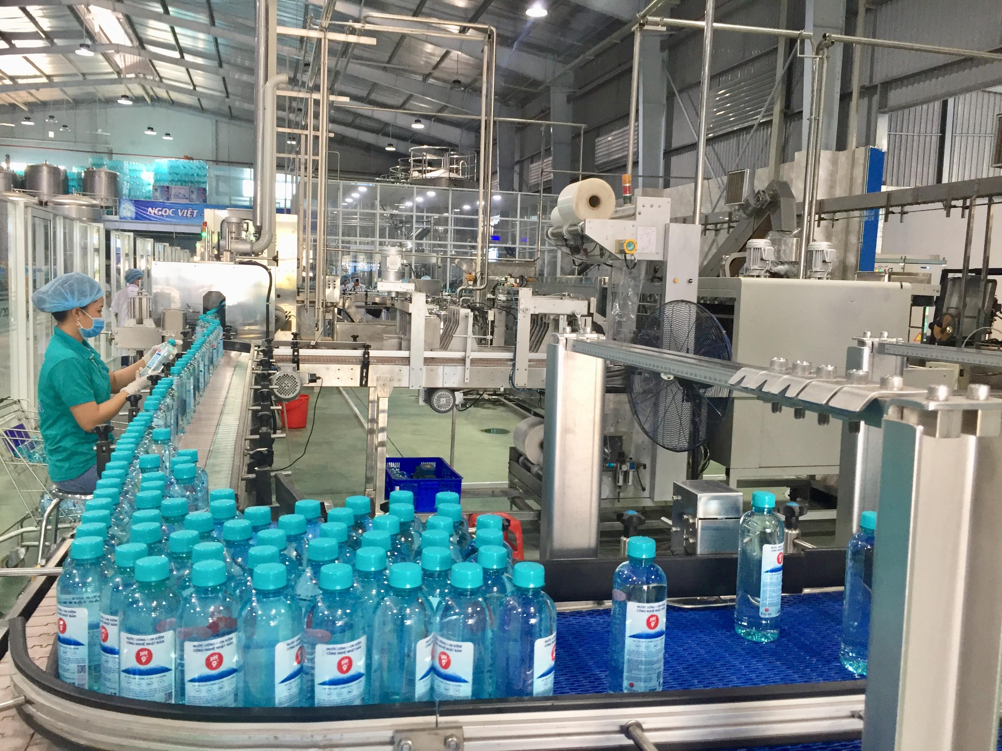 Nước uống Ion kiềm Fujiwa công nghệ Nhật Bản ra mắt thị trường