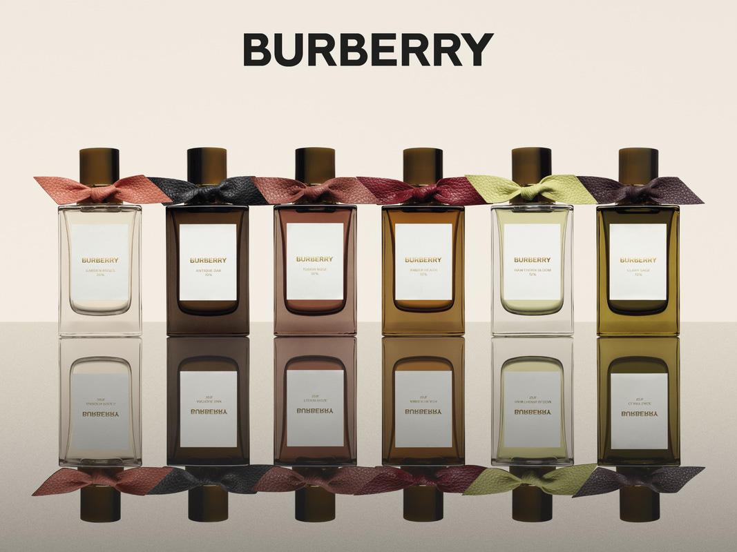 Burberry Signatures – Nốt hương khơi gợi những ký ức